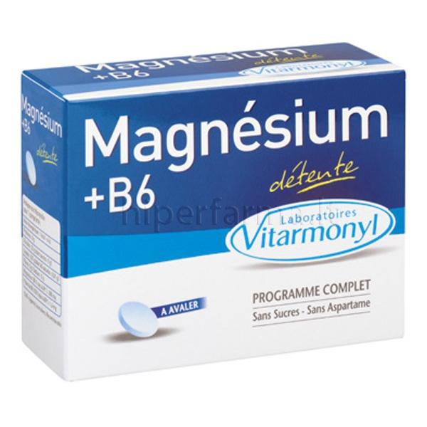 Maisto papildas magnis ir vitaminas b6 n30 - Magic renov avis ...