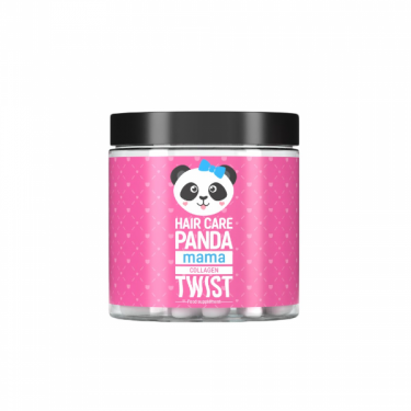 Maisto papildas Hair Care Panda Collagen Twist Mama N30