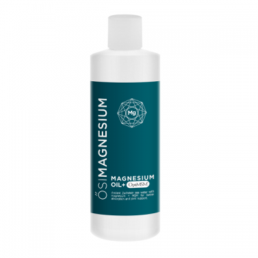 Magnio aliejus plus OptiMSM 100ml