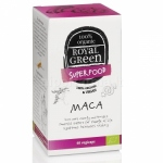 Maisto papildas BIO Maca 500mg Royal Green N60