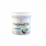Aliejus kokosų su kanapėmis Herbamedicus Coconut Oil 250ml