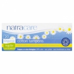 Tamponai Regular NATRACARE N20