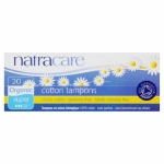 Tamponai Super NATRACARE N20