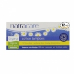 Tamponai su aplikatorium Regular Natracare 16vnt