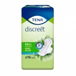 Paketai moterims TENA Discreet Mini Plus Wings N16